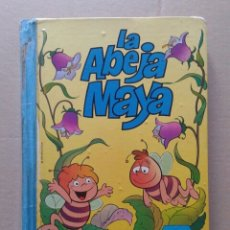 Tebeos: SÚPER HUMOR DE LA ABEJA MAYA, VOLUMEN I. BRUGUERA (1978). BASADO EN EL PERSONAJE DE WALDEMAR BONSELS. Lote 111581399