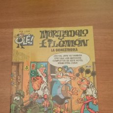 Tebeos: MORTADELO Y FILEMON - LA GOMEZTROIKA . Lote 111699431