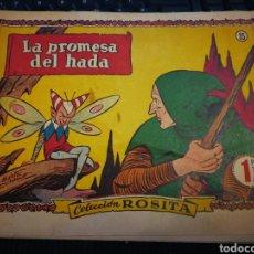 Tebeos: LA PROMESA DEL ADA. COLECCIONES ROSITA 35. BRUGUERA. Lote 112014840