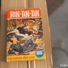 BDs: RIN-TIN-TIN, COLECCIÓN HEROES Nº 11, EDITORIAL BRUGUERA. Lote 112139443