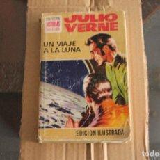 Tebeos: UN VIAJE A LA LUNA, DE JULIO VERNE, COLECCIÓN HISTORIAS SELECCIÓN Nº 3, EDITORIAL BRUGUERA. Lote 112139807