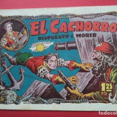 Tebeos: EL CACHORRO Nº 59.ORIGINAL. Lote 112205883