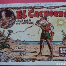 Tebeos: EL CACHORRO Nº 56.ORIGINAL. Lote 112206183