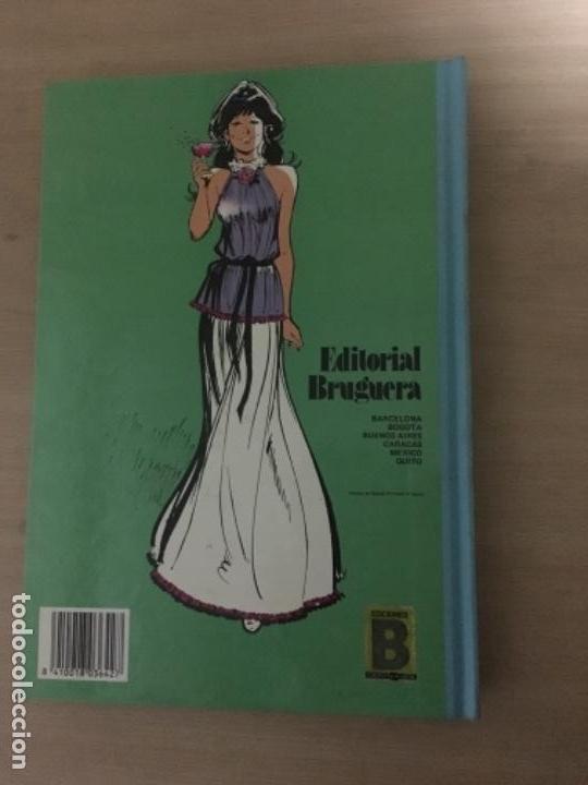 Tebeos: Esther y su mundo - FAMOSAS NOVELAS - SERIE AZUL - num. 7 - 2a edición - 1985 - Foto 2 - 112280151