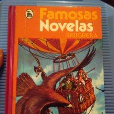 Tebeos: FAMOSAS NOVELAS BRUGUERA VOLUMEN 5 V 1982 CUARTA EDICIÓN 4ª -ENVÍO 6,99. Lote 112380343