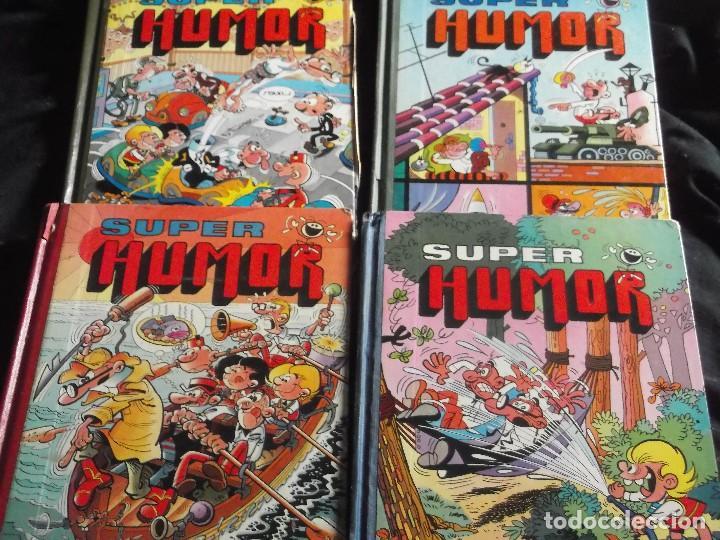 LOTE 5 LIBROS BRUGUERA DE MORTADELO Y FILEMON ORIGINAL AÑO 1982 (Tebeos y Comics - Bruguera - Mortadelo)