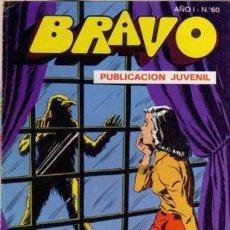Tebeos: BRAVO- Nº 60 -INSPECTOR DAN- Nº 30 -1976- ¡CONTRA FÚ-MANCHÚ!-TODO UN CLÁSICO-DIFÍCIL-LEAN-8033. Lote 112456183