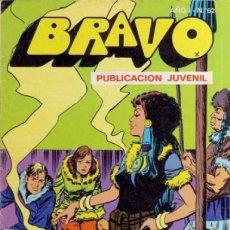 Tebeos: BRAVO- Nº 62 -INSPECTOR DAN- Nº 31 -1976- MUNDOS OLVIDADOS-TODO UN CLÁSICO-DIFÍCIL-CORRECTO-8034. Lote 112457251