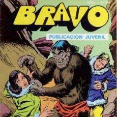 Tebeos: BRAVO- Nº 64 -INSPECTOR DAN- Nº 32 -1976 -TERROR BAJO LOS HIELOS - GRAN CLÁSICO-DIFÍCIL-BUENO-8035. Lote 112457971