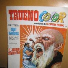 Tebeos: TRUENO COLOR. AVENTURAS DE EL CAPITAN TRUENO 205. COLECCION SUPER AVENTURAS 1.533. . Lote 112512667