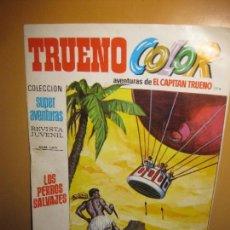 Tebeos: TRUENO COLOR. AVENTURAS DE EL CAPITAN TRUENO 174. COLECCION SUPER AVENTURAS 1.471. . Lote 112513211