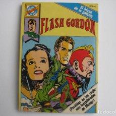 Tebeos: FLASH GORDON - POCKET DE ASES Nº 31- BRUGUERA - BUEN ESTADO. Lote 112667595