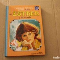 Tebeos: ESTHER Y SU MUNDO RETAPADO Nº 3, FAMOSAS NOVELAS SERIE AZUL, EDITORIAL BRUGUERA. Lote 115592254