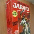Tebeos: JABATO COLOR EXTRA ESPECIAL (ALBUM ROJO TAPA DURA) COLECCIÓN COMPLETA: 8 EJEMPLARES. ED. BRUGUERA.. Lote 112723275