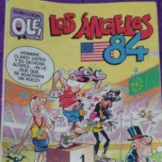 Tebeos: MORTADELO Y FILEMÓN - LOS ÁNGELES 84 - EDITORIAL BRUGUERA 1984. Lote 112795979