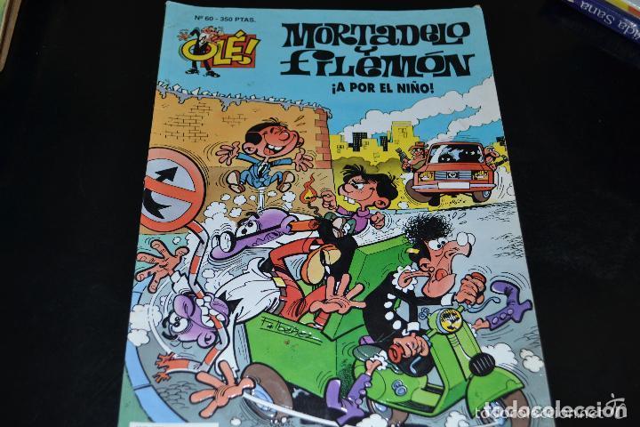MORTADELO Y FILEMÓN - A POR EL NIÑO (Tebeos y Comics - Bruguera - Ole)
