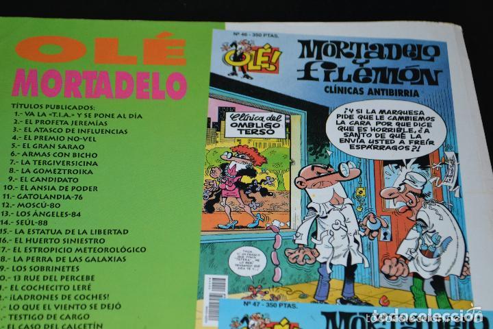 Tebeos: Mortadelo y Filemón - A por el niño - Foto 2 - 112796103