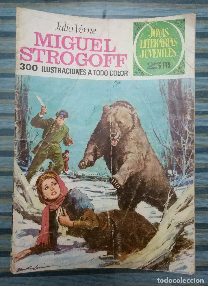 JOYAS LITERARIAS JUVENILES, LOTE DE 115 NUMEROS - ANTONIO BERNAL (BRUGUERA 1970) (Tebeos y Comics - Bruguera - Joyas Literarias)