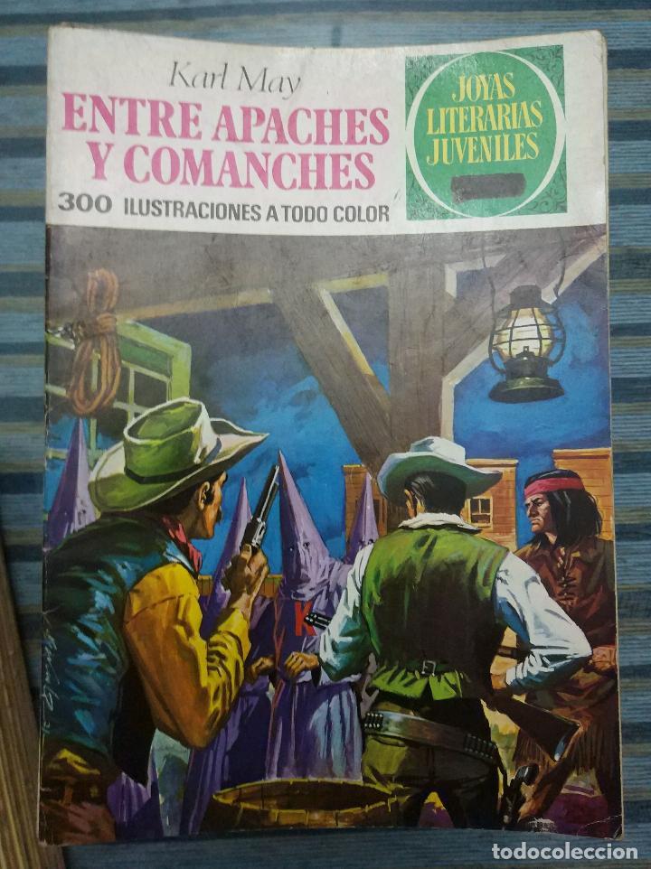 Tebeos: JOYAS LITERARIAS JUVENILES, LOTE DE 115 NUMEROS - ANTONIO BERNAL (BRUGUERA 1970) - Foto 2 - 112918503