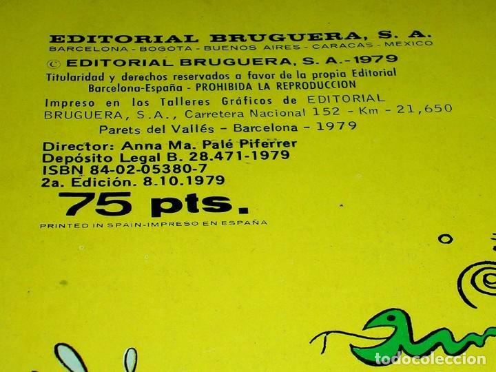 Tebeos: Nº 143 Olé Bruguera, Mortadelo y Filemón, F. Ibáñez, 2ª segunda edición 1979. - Foto 5 - 112935863