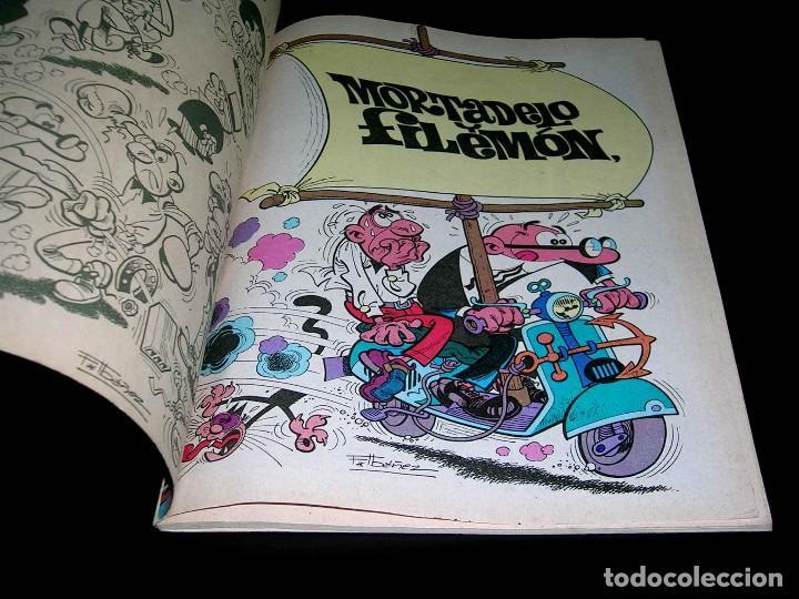 Tebeos: Nº 143 Olé Bruguera, Mortadelo y Filemón, F. Ibáñez, 2ª segunda edición 1979. - Foto 6 - 112935863