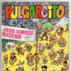 Tebeos: PULGARCITO EXTRA VACACIONES (BRUGUERA 1968) CON SHERIFF KING Y AVENTURA DE CASSAREL.. Lote 112980203
