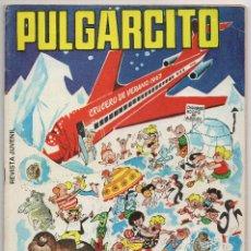 Tebeos: PULGARCITO EXTRA VACACIONES (BRUGUERA 1967) CON INSPECTOR DAN Y SHERIFF KING.. Lote 112980615