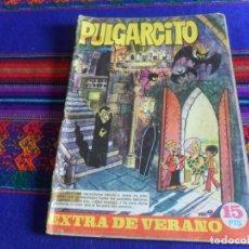 Tebeos: PULGARCITO EXTRA VERANO 1970 CON EL SHERIFF KING. BRUGUERA 15 PTS. . Lote 112981687