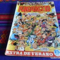 Tebeos: PULGARCITO EXTRA VERANO 1969 CON EL SHERIFF KING. BRUGUERA 15 PTS. RARO.. Lote 112982071