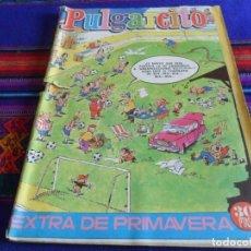 Tebeos: PULGARCITO EXTRA PRIMAVERA 1975 CON EL SHERIFF KING. BRUGUERA 30 PTS. . Lote 112982951