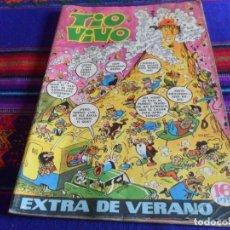 Tebeos: TIO VIVO EXTRA VERANO 1970. BRUGUERA 16 PTS.. Lote 112984759