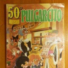 Tebeos: TEBEO - COMIC - PULGARCITO - ESPECIAL 50 ANIVERSARIO - JUNIO 1971 - 99 PAGINAS - EXTRA . Lote 113037195