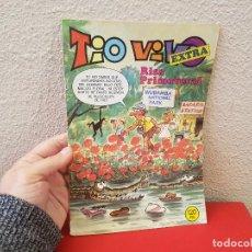 Tebeos: COMIC TEBEO TIO VIVO EXTRA RISA PRIMAVERAL Nº 54 1984 BRUGUERA. Lote 113071475