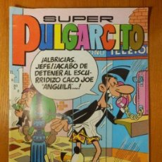 Tebeos: TEBEO - COMIC - SUPER PULGARCITO - EXTRA - Nº 20 - 1972 - CON BILLETES MORTADELOS. Lote 113040811