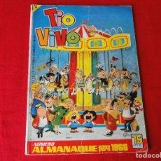 Tebeos: TIO VIVO. ALMANAQUE 1966. 15 PTS. . C-8E. Lote 113204259