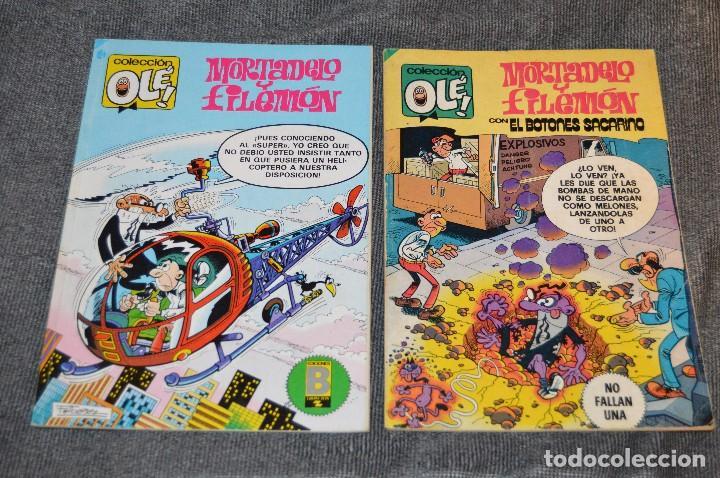 Tebeos: 1ª Edición / Atiguos - LOTE DE 14 EJEMPLARES VARIADOS DEL TEBEO OLÉ - HAZME UNA OFERTA - Foto 8 - 113207391
