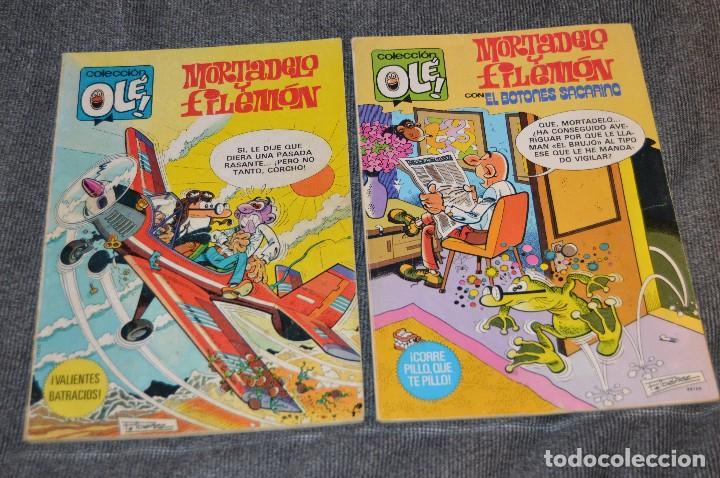 Tebeos: 1ª Edición / Atiguos - LOTE DE 14 EJEMPLARES VARIADOS DEL TEBEO OLÉ - HAZME UNA OFERTA - Foto 11 - 113207391