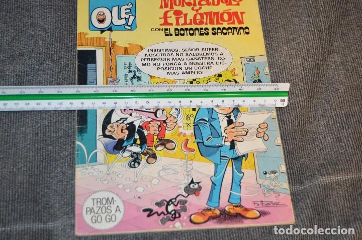 Tebeos: 1ª Edición / Atiguos - LOTE DE 14 EJEMPLARES VARIADOS DEL TEBEO OLÉ - HAZME UNA OFERTA - Foto 27 - 113207391