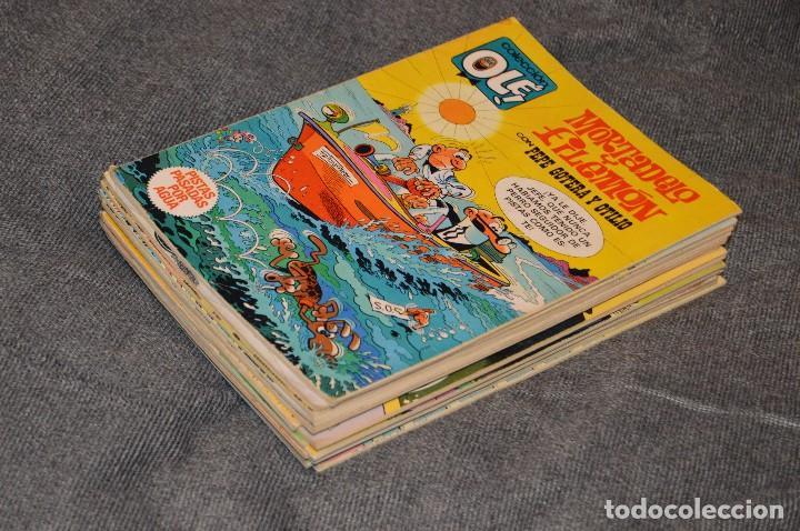 Tebeos: 1ª Edición / Atiguos - LOTE DE 14 EJEMPLARES VARIADOS DEL TEBEO OLÉ - HAZME UNA OFERTA - Foto 29 - 113207391