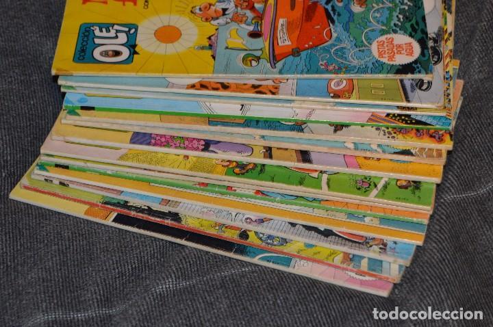 Tebeos: 1ª Edición / Atiguos - LOTE DE 14 EJEMPLARES VARIADOS DEL TEBEO OLÉ - HAZME UNA OFERTA - Foto 31 - 113207391