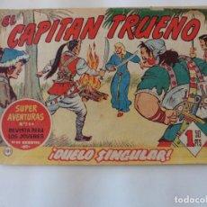 Tebeos: CAPITAN TRUENO Nº 191 ORIGINAL. Lote 113247195