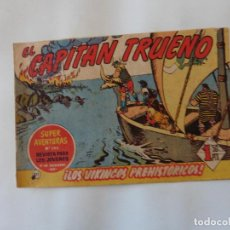 Tebeos: CAPITAN TRUENO Nº 211 ORIGINAL. Lote 113247379