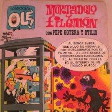 Tebeos: MORTADELO Y FILEMON CON PEPE GOTERA Y OTILIO - 1982. Lote 113511851