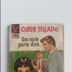 Tebeos: CORIN TELLADO. UNA NOVIA PARA DOS. CORAL. BRUGUERA. 1962. Lote 113596807