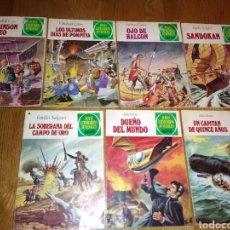 Tebeos: JOYAS LITERARIAS JUVENILES BRUGUERA NUMEROS,. Lote 113857322