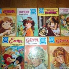 Tebeos: ESTHER, EMMA, GINA, JOYAS LITERAREAS JUVENILES BRUGUERA. Lote 113857879