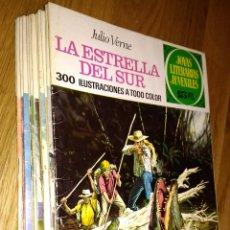 Tebeos: COLECCION JOYAS LITERAREAS JUVENILES DEL NR 21AL 33 BRUGUERA 1971 RUSTICA. Lote 113858820