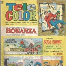 Tebeos: TELE COLOR EDITORIAL BRUGUERA Nº 200. Lote 113886479