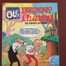 Tebeos: OLE Nº 79. MORTADELO Y FILEMÓN: DOS PERCEBES EN APUROS (1984).. Lote 113893443