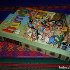 Tebeos: MAGOS DEL HUMOR Nº XI. BRUGUERA 1972. DOÑA LÍO LA FAMILIA CEBOLLETA 13 RUE DEL PERCEBE PEPE GOTERA.. Lote 114173123